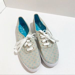 Keds Taylor Swift Sneakers Limited Edition Siz 9.5